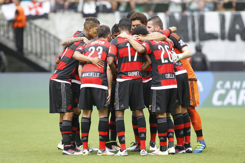 Ponte Preta 1 x 2 Flamengo