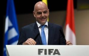 Reprodução/Facebook oficial da FIFA