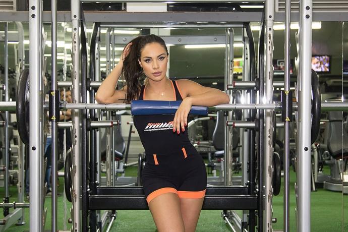 Aline Mineiro - Foto: Divulgação \ MF Models Assessoria