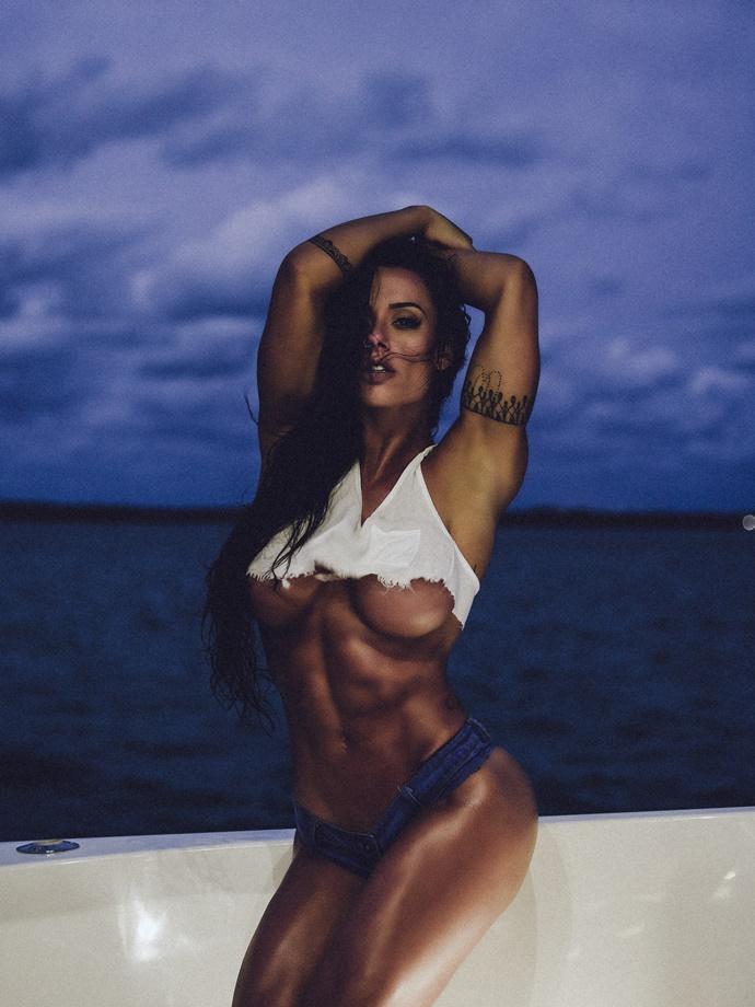 Sue Lasmar - Foto: Mike Ohrangutang \ MF Models Assessoria