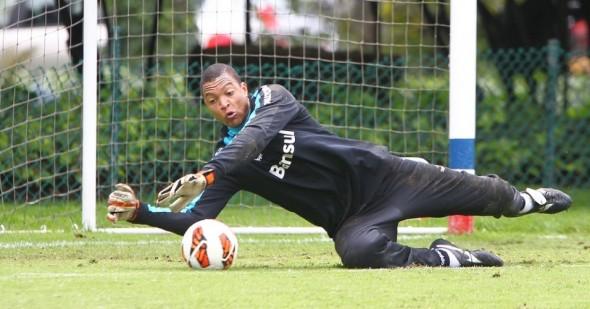Dida Foto: Lucas Uebel / Grêmio FBPA / Divulgação