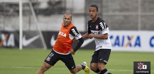 Reprodução / Ag. Corinthians