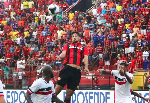 Tulio de Melo - Foto: Divulgação/Sport Club do Recife