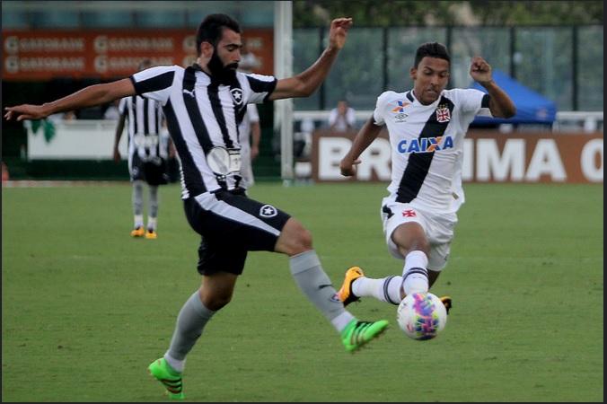 Botafogo x Vasco