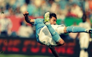 David Villa - New York City FC x Vancouver Whitecaps