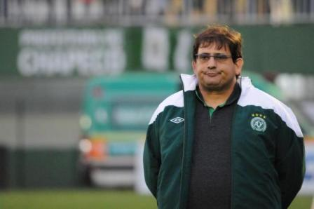 Guto Ferreira - Chapecoense. (Foto: Divulgação)
