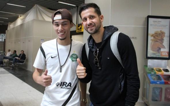 César González (VEN) - Divulgação/Coritiba