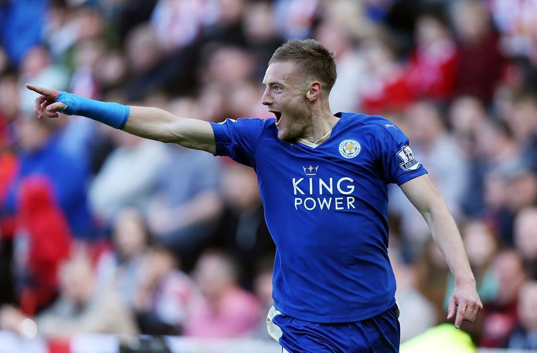 Dirigente do Leicester afirma que Vardy treinava alcoolizado