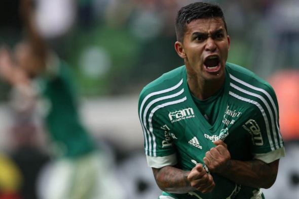 Dudu deixou o dele, mas não evitou o empate do Corinthians no Brasileirão. Foto: César Greco