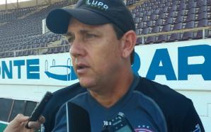 Treinador interino, RIcardo Moraes - Crédito:  Divulgação / Ferroviária