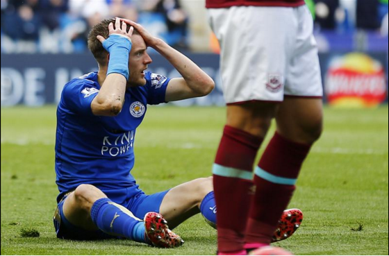 Leicester x West Ham