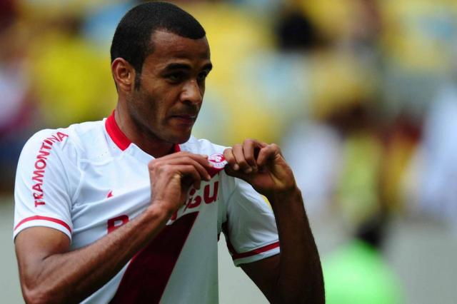Gol de Internacional 1 x 0 Atlético-PR — Brasileiro