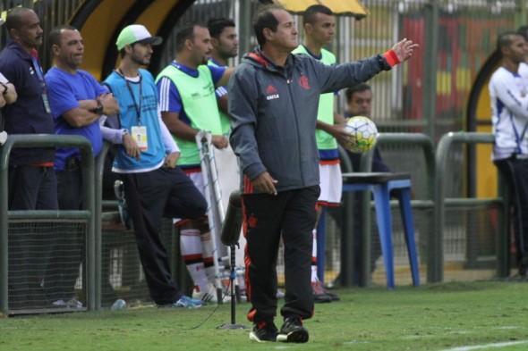Muricy em sua passagem no Flamengo - Gilvan de Souza/Flamengo