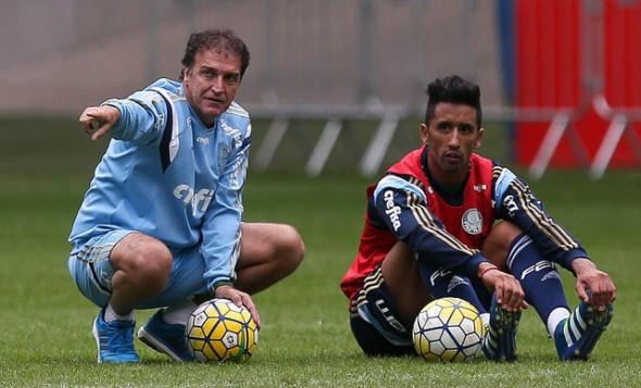 Vetado pelo DM, Barrios desfalca Palmeiras no clássico. Foto: César Greco/Ag. Palmeiras