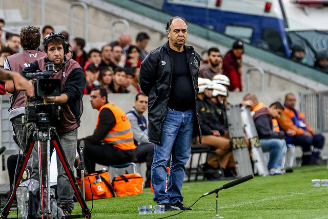 """""""As perspectivas do Atlético-MG são muito boas"""", projeta Marcelo Oliveira"""