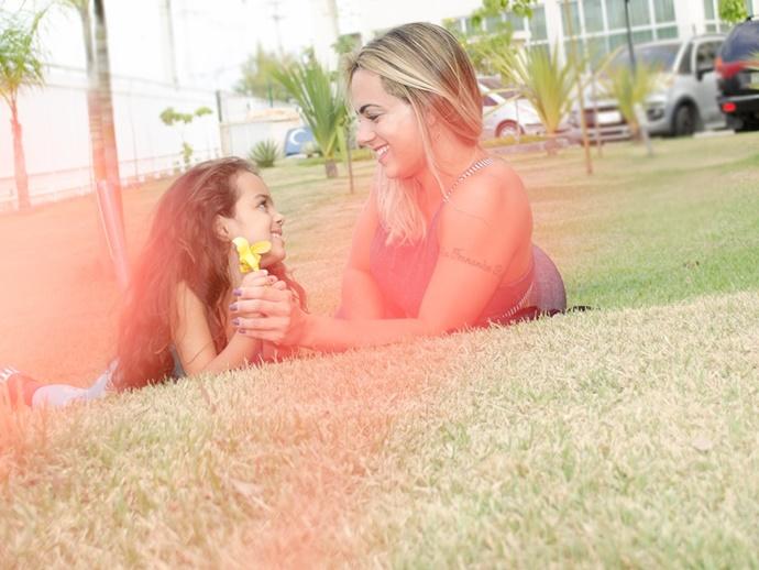 Agatha e Sofia fazem ensaio - Foto: Grazzy Fotografia \ MF Models Assessoria