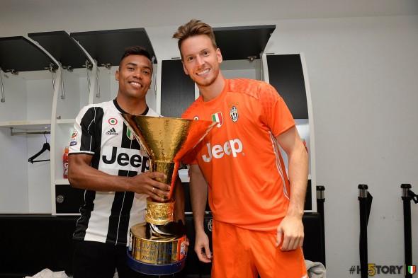 Campeão na Itália