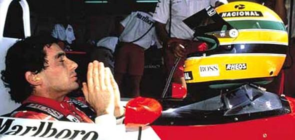 22 anos sem o brilho e genialidade do maior piloto da história da F1