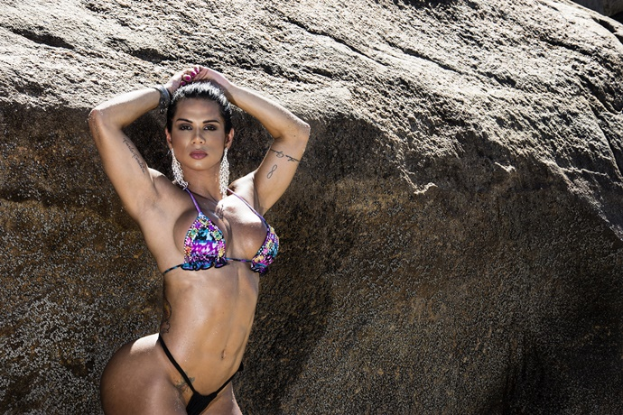 Suelen Bissolati - Foto: Pedro Estrella / MF Models Assessoria