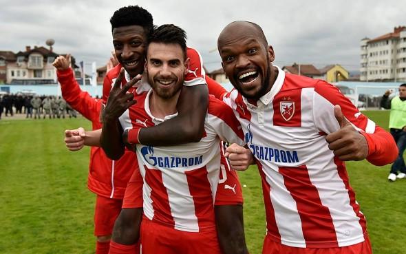 Campeão na Sérvia