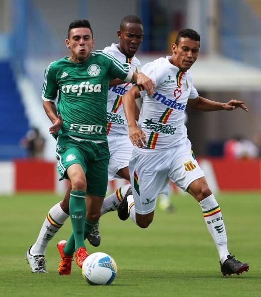 Fábio Menotti / Ag. Palmeiras