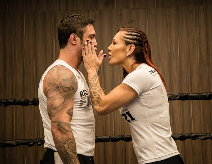 Cris e o namorado - Foto: Foto: Easy Live / MF Models Assessoria