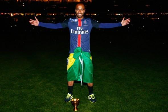 Campeão na França