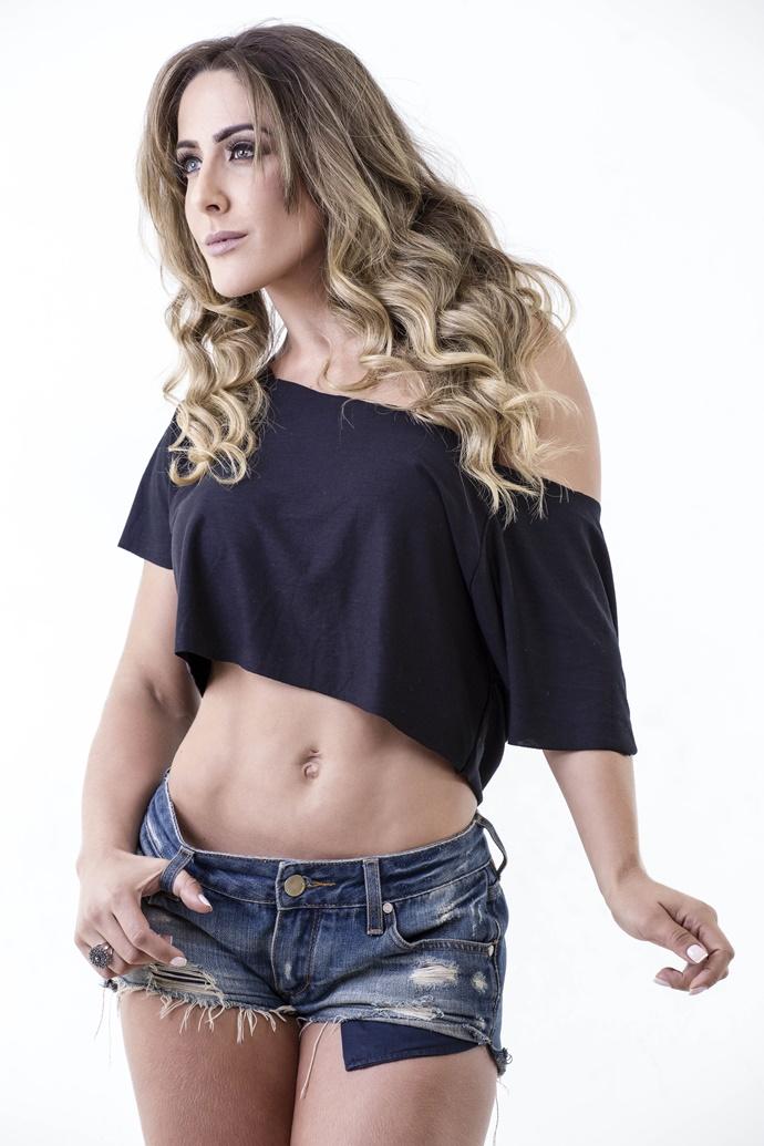 Jo Damiani - Foto: Marcos Mello / MF Models Assessoria