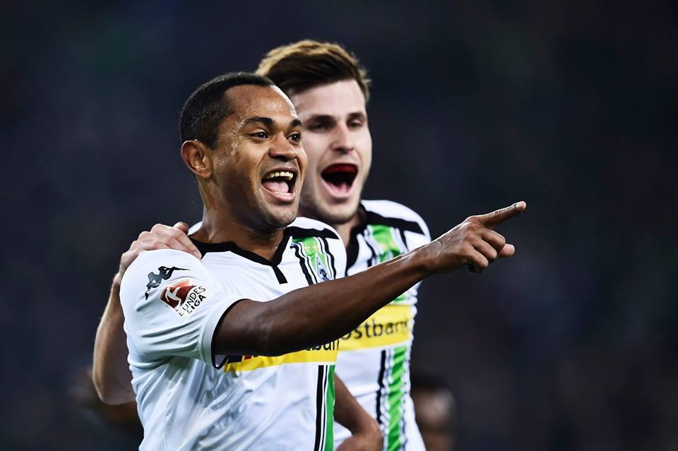 Hertha Berlin x Borussia Mönchengladbach