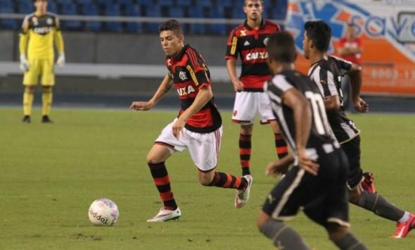 Ronaldo - Foto: Divulgação/Flamengo