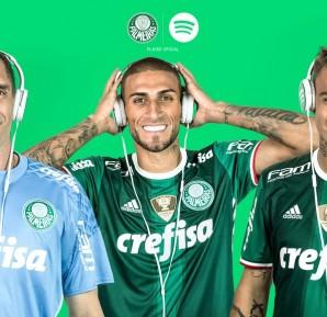 Foto: Divulgação/ Twitter da Sociedade Esportiva Palmeiras