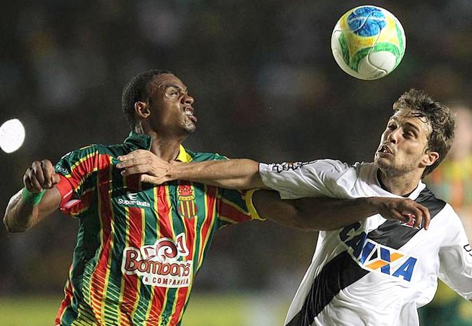 Vasco x Sampaio Corrêa