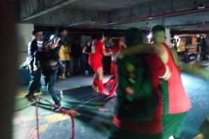 Roberto Junior/Torcedores.com - comemoração após vitória do Vila Vintém
