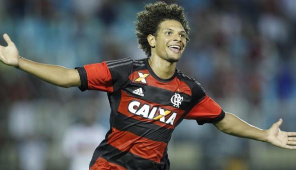 Willian Arão vem sendo um dos principais destaques do Flamengo no Brasileirão. Foto: Gilvan de Souza/Flamengo.com.br