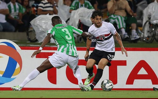 São Paulo x Nacional - Jogo de volta - Semifinal