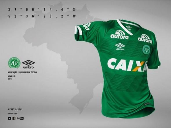 Confira as novas camisas dos clubes da Série A f12ab562b76aa