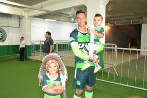 Crédito da foto: Divulgação/ Facebook oficial Associação Chapecoense de Futebol