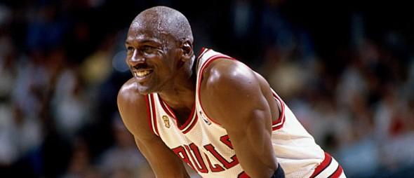 Michael Jordan tem suas superstições bizarras