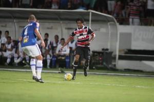 Crédito da foto: Divulgação/ Facebook Oficial Santa Cruz Futebol Clube