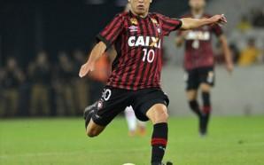 Marcos Guilherme (BRA) - Atlético-PR (Foto: Divulgação/CAP)