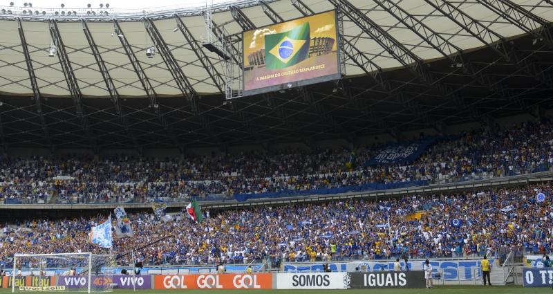 Cruzeiro inicia