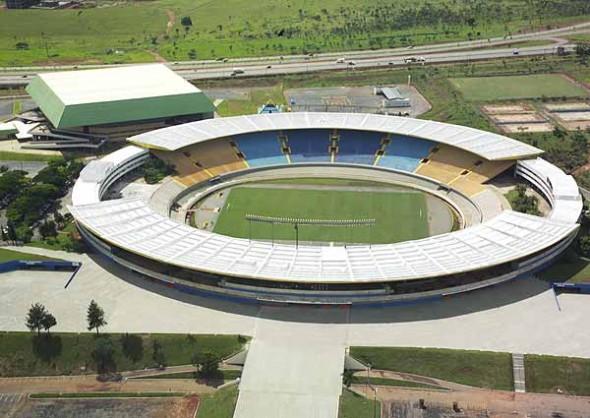 Crédito da Foto: Divulgação/ Site Oficial Estádio Serra Dourada Governo de Goiás