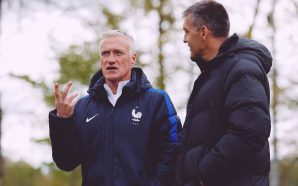 Crédito da Foto: Reprodução/ Facebook oficial da Équipe de France de Football