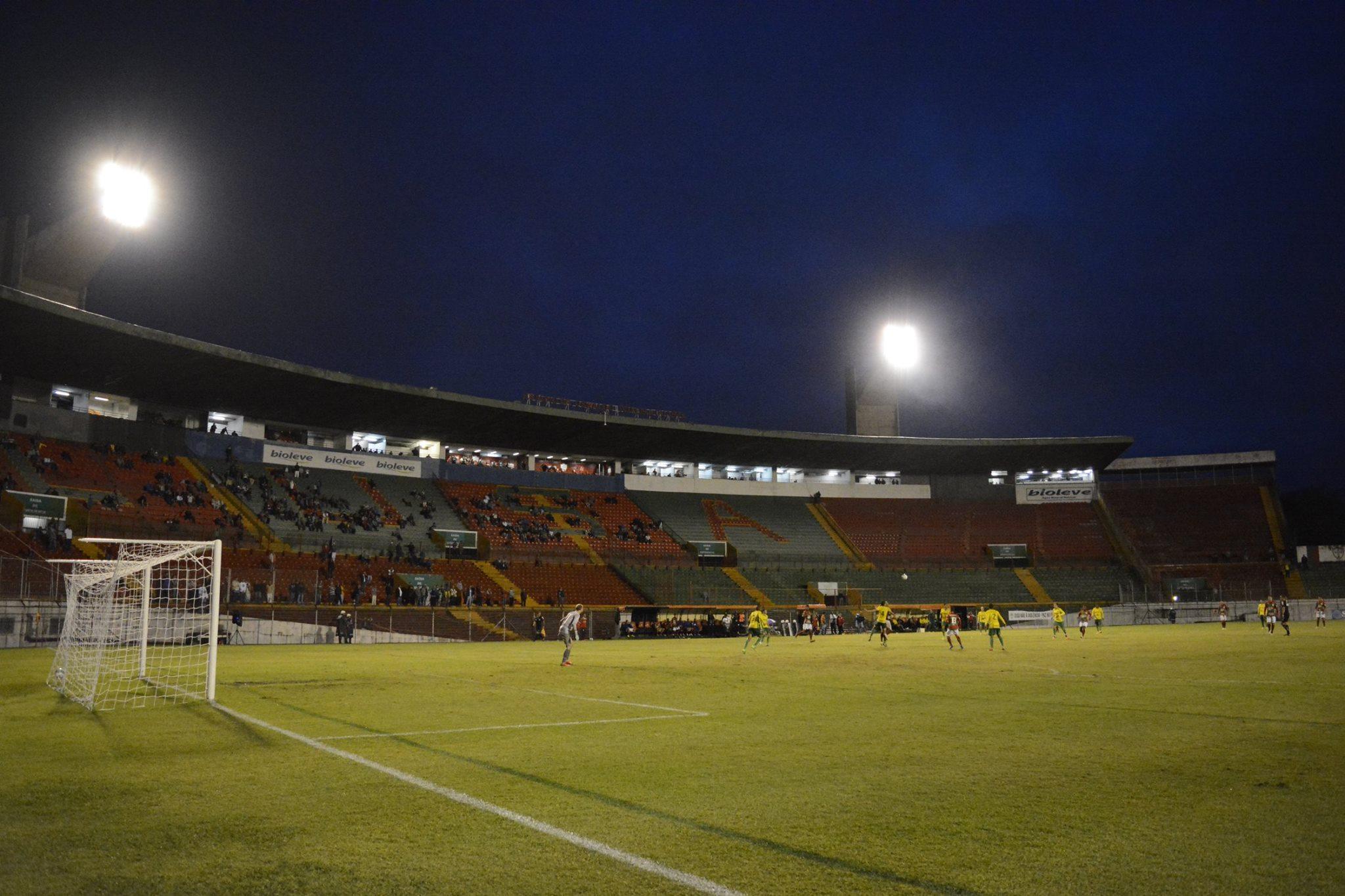Portuguesa x Botafogo-SP