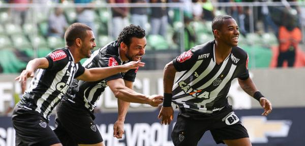 Resultado de imagem para Atlético-MG x Santa Cruz  2016