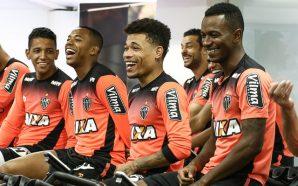 Com mudanças, Atlético-MG anuncia relacionados para a partida contra o América-MG