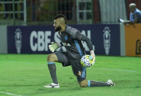 Alex Muralha - Foto: Gilvan de Souza / Flamengo