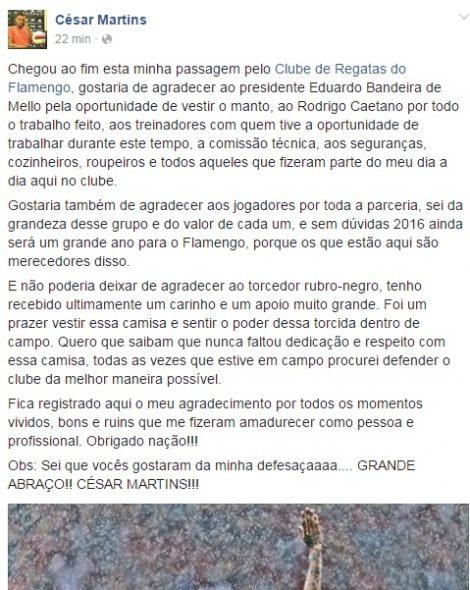 Cesar Martins