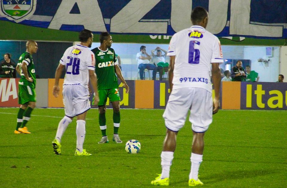 Chapecoense x Cruzeiro