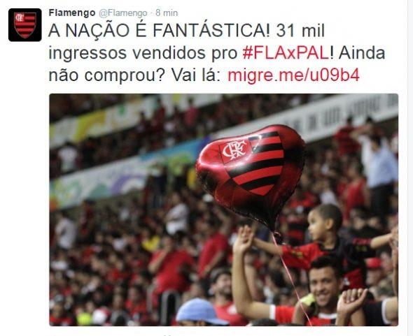 Fla x Palmeiras 2